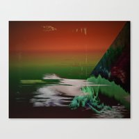 Sargasso Canvas Print