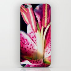 Purple Morning iPhone & iPod Skin