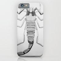 iPhone & iPod Case featuring Scorpion by Marrit van Nattem