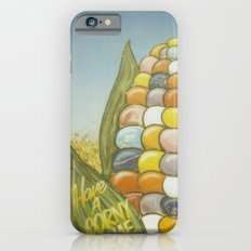 Have a Corny Time iPhone 6 Slim Case