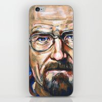 Walter White Breaking Bad iPhone & iPod Skin