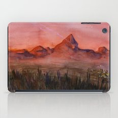 Fictional Landscape I iPad Case