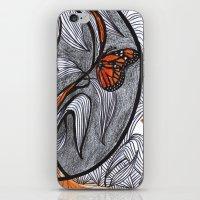 The Orange Prisoner iPhone & iPod Skin