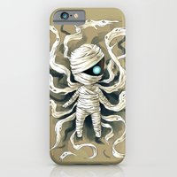 iPhone & iPod Case featuring Mummy by Freeminds