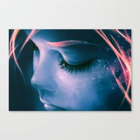 Focus On Yourself Canvas Print