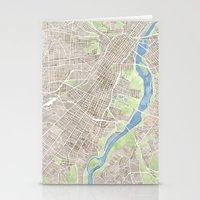 Richmond Virginia City M… Stationery Cards