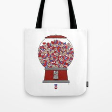 One's Not Enough Tote Bag