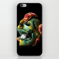 Fear and Desire iPhone & iPod Skin