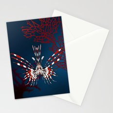 NOCTURNAL CREATURE Stationery Cards