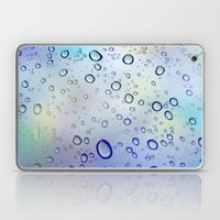 The Raindrops Laptop & iPad Skin