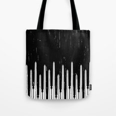 Might Makes Right Tote Bag