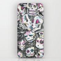 LOS CALACAS iPhone & iPod Skin