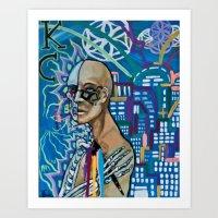 KC Art Print
