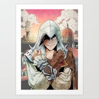 Assassin's Creed II Ezio… Art Print
