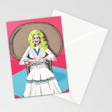 Seventies Dolly  Stationery Cards