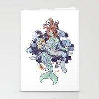 Mermieta Stationery Cards