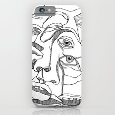pile ou faces iPhone 6 Slim Case