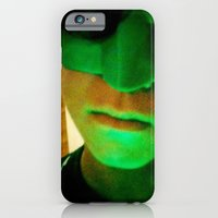 iPhone & iPod Case featuring VICENZO LANTERN by RIGOLEONART
