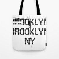 BROOKLYN BROOKLYN Tote Bag