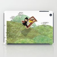 Fernando Pessoa iPad Case