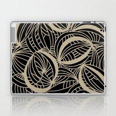 doodle hoops v2 Laptop & iPad Skin