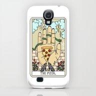PIZZA READING Galaxy S4 Slim Case