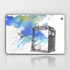 Doctor Who Tardis Laptop & iPad Skin