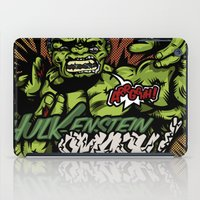 Hulkenstein SMASH! iPad Case