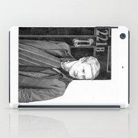 Moustache iPad Case