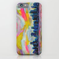 iPhone & iPod Case featuring An Evening In Vancouver  by Morgan Ralston