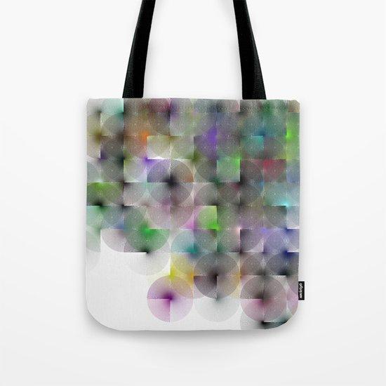 Written Circles #2 society6 custom generation Tote Bag