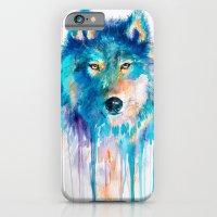 iPhone & iPod Case featuring Wolf by Slaveika Aladjova