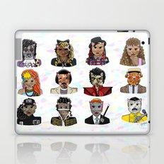 80s Cats Laptop & iPad Skin