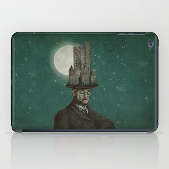 The Architect (colour option) iPad Case