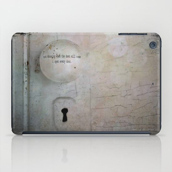 Open Every Door iPad Case