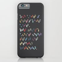 iPhone & iPod Case featuring Creative Life. by Mo.Awwad