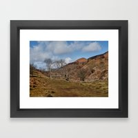 Swaledale Framed Art Print