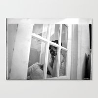 The Common Basis Of A We… Canvas Print