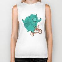 Bicycle Buffalo Biker Tank