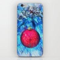 Xmas Decoration  iPhone & iPod Skin