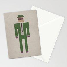 Retro Riddler Stationery Cards