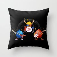 SEX BOB-OMB - COLOR Throw Pillow