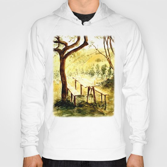Wineyards Hoody