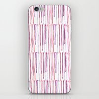 Watercolour Tears iPhone & iPod Skin