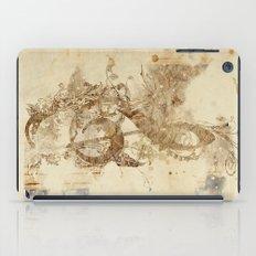 the golden key iPad Case