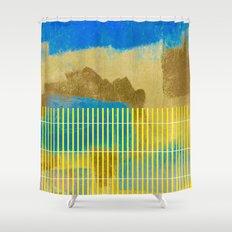 okean Shower Curtain