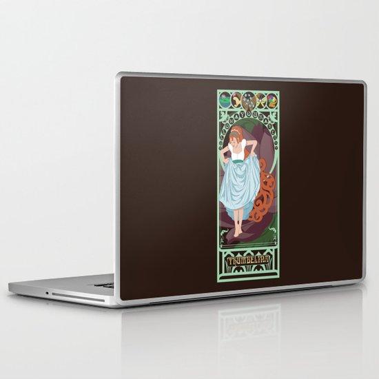 Thumbelina Nouveau - Thumbelina Laptop & iPad Skin