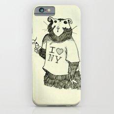 New York Graffiti iPhone 6 Slim Case