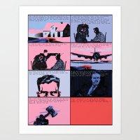 Carl Skomager 4 Art Print