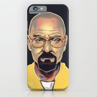 iPhone & iPod Case featuring Walter by xephia
